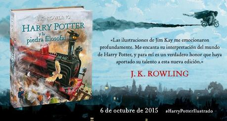 Harry Potter Ilustrado Noticia Literaria Paperblog