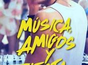 """Nuevos tráilers """"Música, Amigos Fiesta"""" Efron. Estreno Chile, Octubre"""