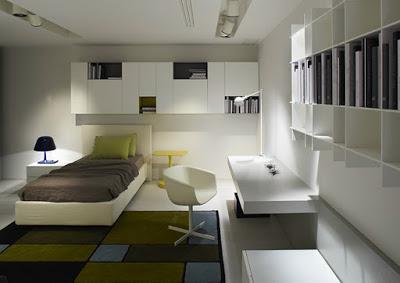 Dormitorios Juveniles Minimalistas Paperblog