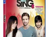[NOTA] Pablo Alboran, portada videojuego 'Let's Sing Versión Española'
