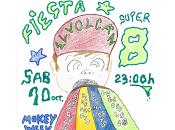 volcán prepara para fiesta Monkey week