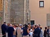 Recta final Centenario: fiestas Santa Teresa Ávila Alba Tormes (Salamanca).