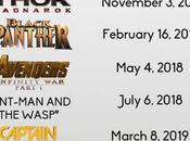 #Marvel anunció secuela #AntMan para 2018 fechas #Fase3