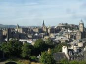Escocia: colinas edimburgo