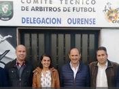 """Nombramientos informadores Comité Gallego Árbitros notables ausencias """"famosos"""" ourensanos"""