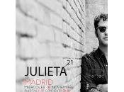 Julieta estrena videoclip para Azul Marina