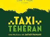 Taxi Teherán. película Jafar Panahi