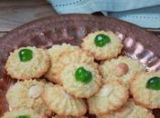 Pasteles galletas marroquies almendras باللوز