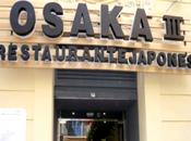Restaurante-buffet japonés Osaka III: Buena ubicación, mala elaboración
