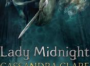 Portada revelada: Lady Midnight Cassandra Clare
