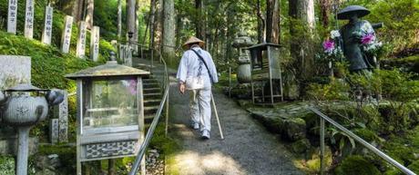 Kumano Kodo. Otro 'Camino de Santiago'