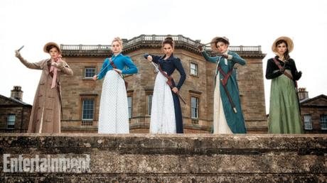 "Ha llegado el 1er tráiler de ""Pride and Prejudice and Zombies"""