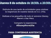 2385.- tienda Disney Barcelona #disneystorelilla