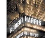 Índice Miedo (Robert Harris)