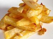 Patatas fritas ajillo