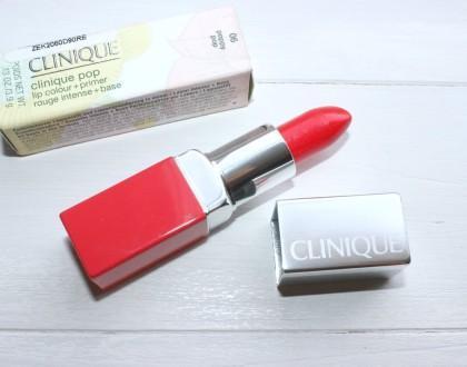 Clinique:  Pop Lip Color + Primer