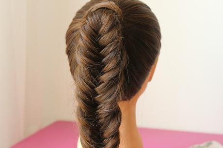 Peinados fáciles: Trenza de pescado, espiga o 2 cabos