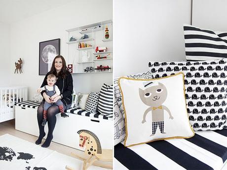 Habitaciones infantiles estilo n rdico paperblog - Habitaciones infantiles estilo nordico ...
