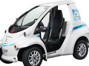 Nueva prueba Toyota Park24 vehículos eléctricos compartidos Tokio