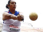 Rodríguez Oliveira subieron podio Corea