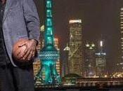 Roger Federer Michael Jordan encontraron Shanghái