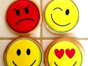Galletas emoticonos
