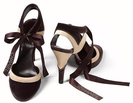 ed677b0e2 Un gran ìcono de la moda: los zapatos bicolor de Chanel… - Paperblog