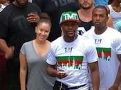 Otro famoso norteamericano Cuba: Ahora boxeador Floyd Mayweather