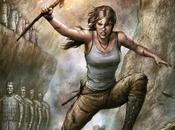 Tomb Raider vuelve cómic 2016