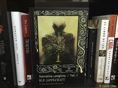 Obra de HP Lovecraft - El Rincon de Cabal