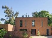 Casas modernas contemporáneas Reino Unido.