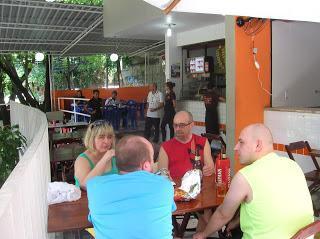 Churrasquería en Río de Janeiro, Brasil, La vuelta al mundo de Asun y Ricardo, round the world, mundoporlibre.com