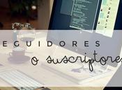 trabajo blogger importancia lista suscriptores