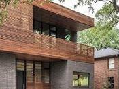 Casa Moderna Volumetrica Houston
