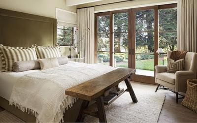 Casa rustica y elegante en california paper