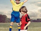 Niños seis años arbitran partidos padres metros, Futbol base Holanda