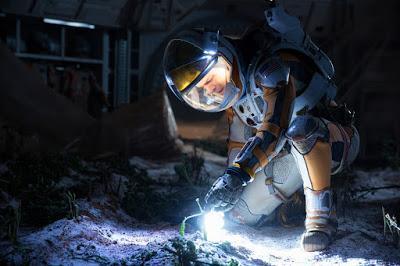Marte. Ridley Scott regresa al consenso con el género cinematográfico que le encumbró.