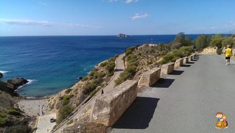 Benidorm con niños: Ruta de senderismo a Punta de l'Escaleta o Punta de Cavall