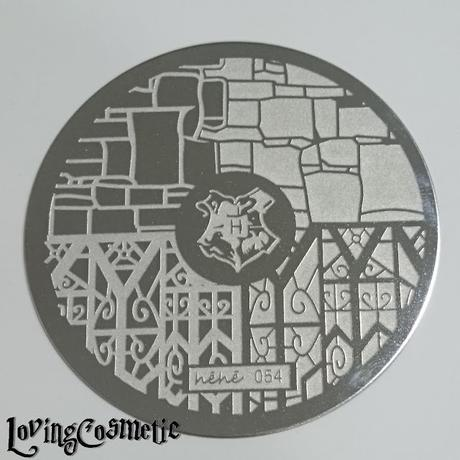 Harry Potter - Placas de Estampación