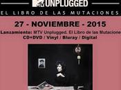 Bunbury lanzará noviembre directo 'MTV Unplugged: libro mutaciones'