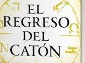 """libros otoño: regreso Catón"""""""
