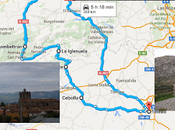 Ruta circular, Toledo- Piélago- Puerto Pico- Ávila-Toledo.