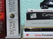 Book Haul: Agosto Septiembre BOXSET JUEGO TRONOS!