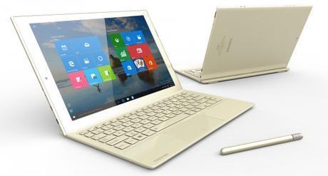 Toshiba DynaPad, otra alternativa a las Surface de Microsoft