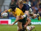 Australia venció Escocia 35-34 penal último minuto.