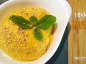 Hummus zanahoria ras-al-hanout