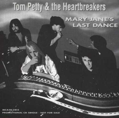 El single de los lunes: Mary Jane's Last Dance (Tom Petty and The Heartbreakers) 1993