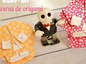 DIY: Calavera muertos origami