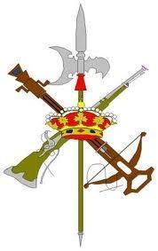 cruz de la legión emblema