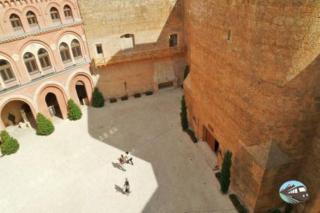 Patio del Castillo